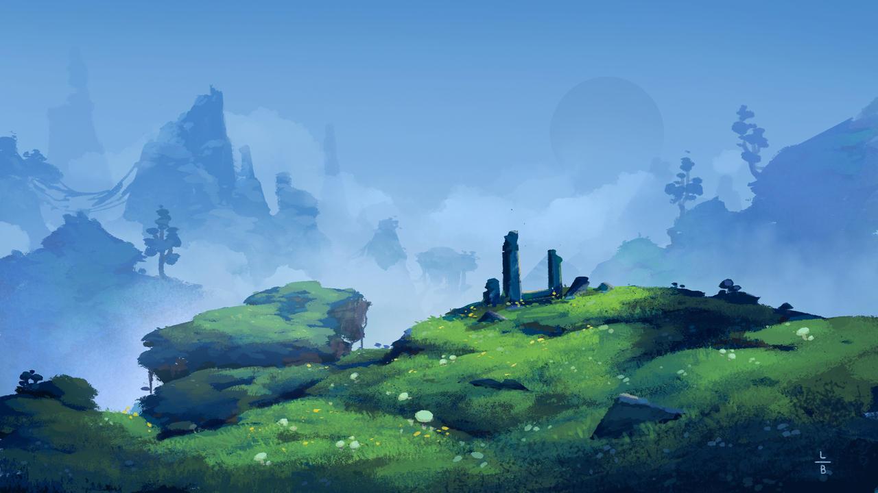 Whispering Mountains