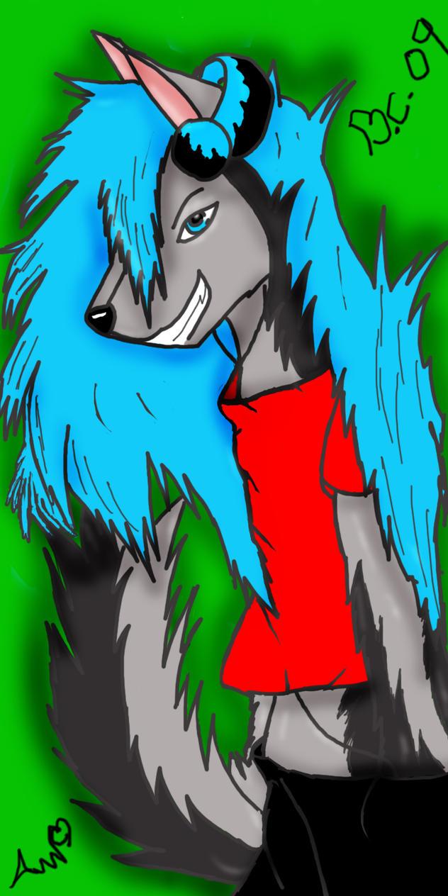 Wolf Anthro Boy Boy Wolf Anthro Wolf Boy