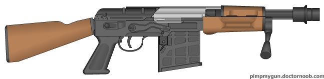 demtek ak56 shotgun by henvok on deviantart