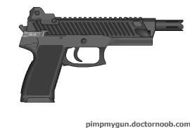 Demtek 14mm Pistol by HENVOK