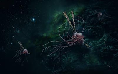 Azathoth by MG2G