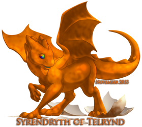 Syrendryth - Hatchling by SecondPass