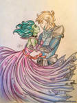 Prophet and her Knight by V-Mordecai