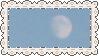 Moon stamp by V-Mordecai