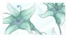Ice Flower Stamp by V-Mordecai