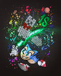 Sonic DA Birthday