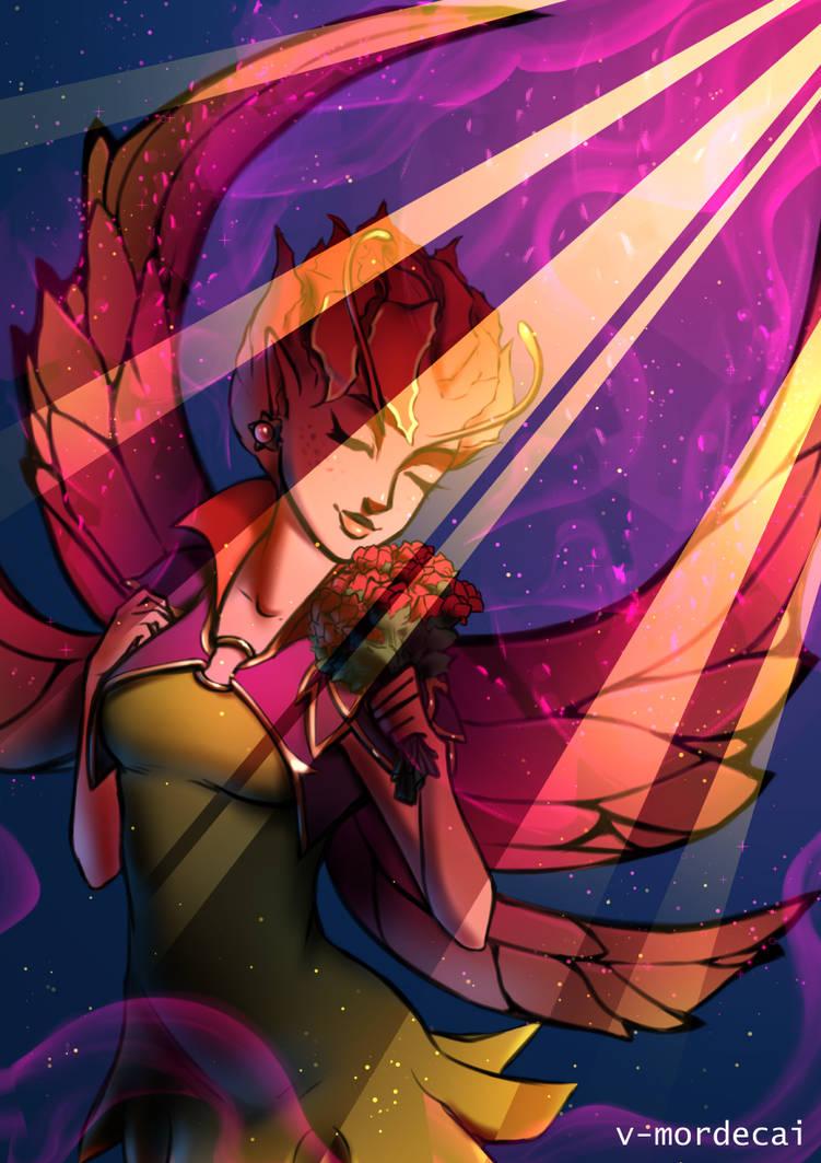 Dark Willow by V-Mordecai