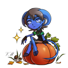 Pumpkin Dante