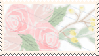 Flowers Stamp by V-Mordecai