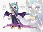 [SOLD] Dancer Rapunzel Bat