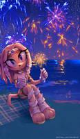 [July] Summer Fireworks