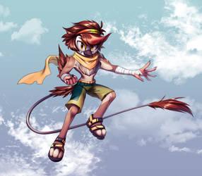 Sky Gryphon