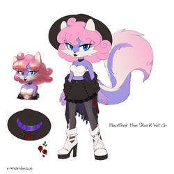 Heather the Witch ref