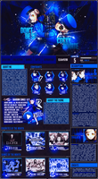 BLUE by Swe3tkOkO