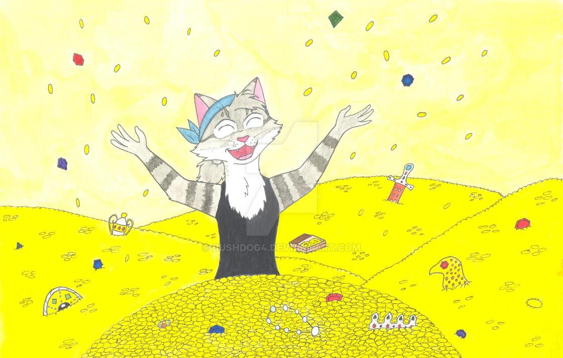 Happy Birthday, Saphamia! - Treasure Trove by Bushdog4