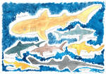 'Beasts of Bygone Times' - Sharks (2)