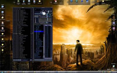 My New Desktop by jaryth000