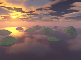 Islands for Holly by jaryth000