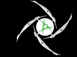 White Light Designs Logo 3D by jaryth000