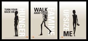 starvation posters by blaze-01