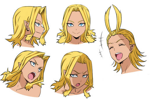 Eveline character sheet