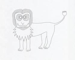 Lion by tonixart