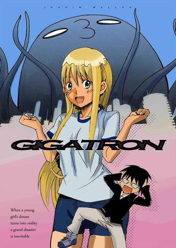 Gigatron Giantess comic by giorunog on DeviantArt