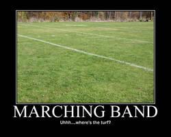 Marching Band Motivational by saxybandgeek