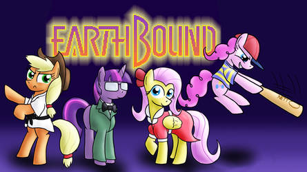 Earthbound - MLP by paper-pony