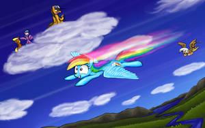Winning by paper-pony