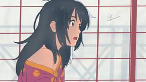 Mitsuha | Kimi No Na Wa by Emariami