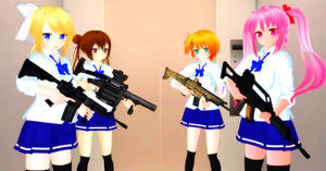 3D Custom Girl - Remember, No Classes