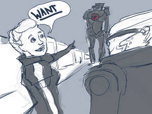 Shepard meets jaeger tech