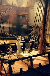 Set sail, woman