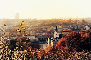 Vilnius is awake