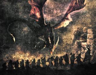 Hobbit by femminetin