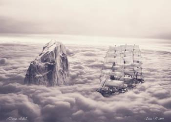 El Viaje Celestial by femminetin