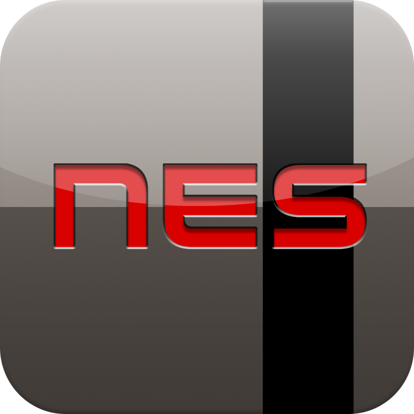 NES Icon for iPhone by IanSkelskey on DeviantArt