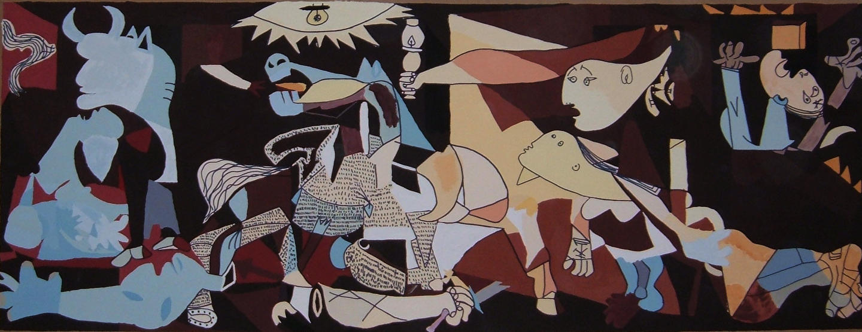 Picasso guernica hd