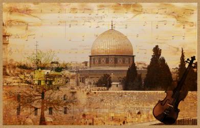 Yeroushalaim shel zahav by Leichenengel