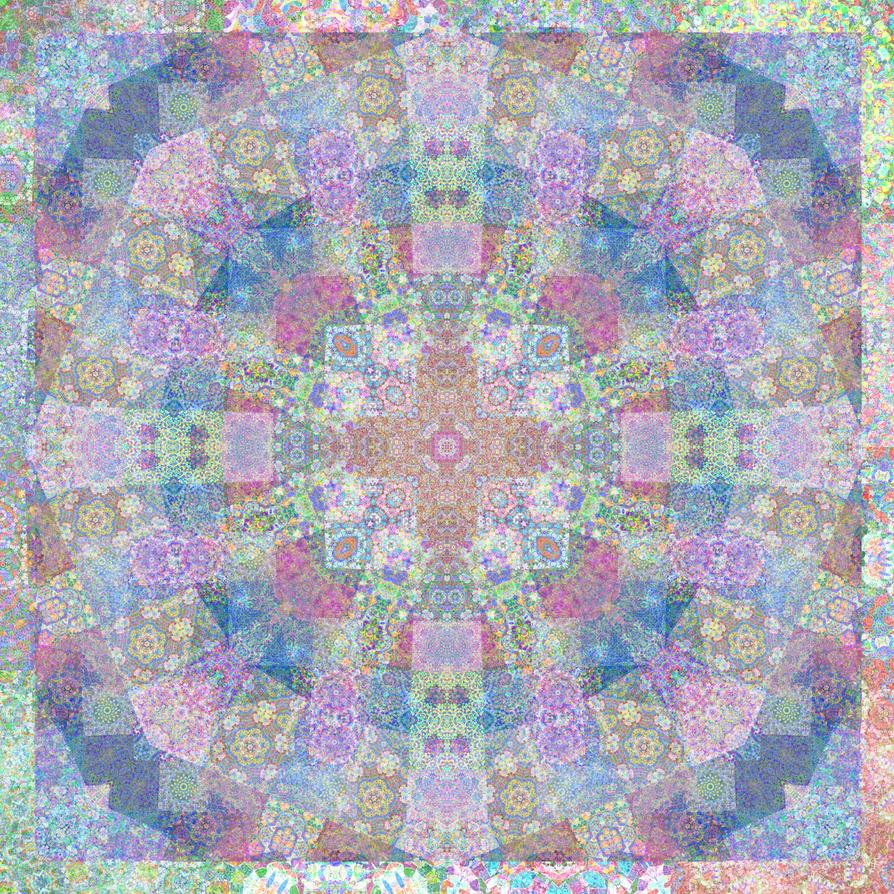 Mandala of Mandalas by Leichenengel