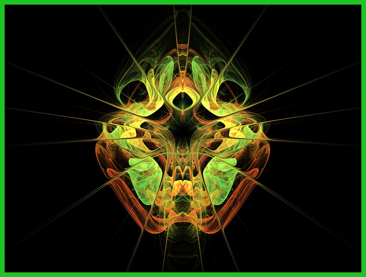 Your Alien Heart by Leichenengel