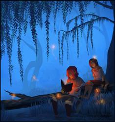 Tell me a Story by Kyndir