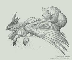 Narwial by Kyndir