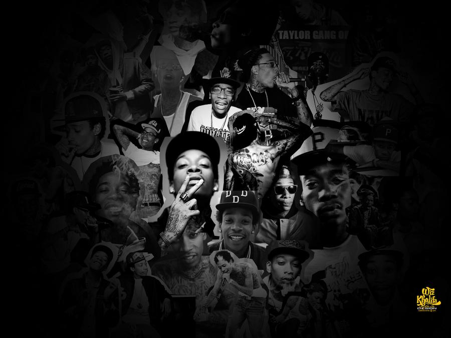 Wiz Khalifa Wallpaper By Vafeleowns