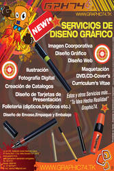 Graphic Desing Services 2009