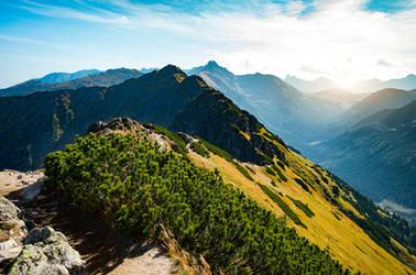 High Tatras by jacekson
