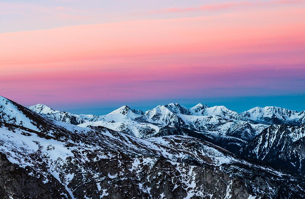 Tatra Mountains by jacekson