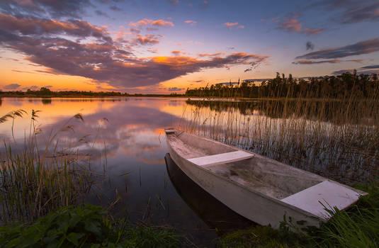 Sunset *-*