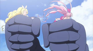Cure Rhythm and Cure Melody grabbed